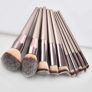 Synthetic Makeup Brushes